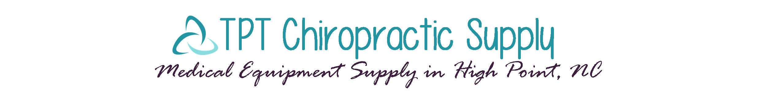 TPT Chiropractic Supply logo